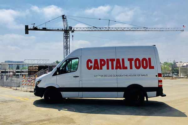 Capital tool delivers products